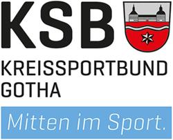 Kreissportbund Gotha e.V. Logo